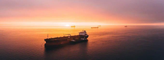 ¿Cuántos buques se construyen en el mundo?