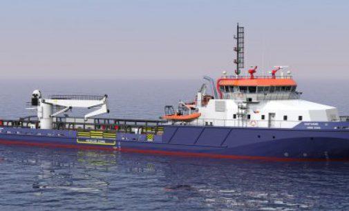 OSD presenta su nueva serie de diseños de buques multipropósito clase hielo