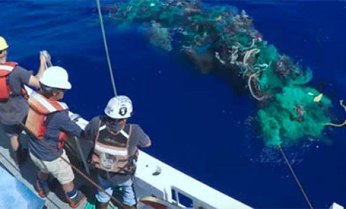 La isla de plástico del Pacífico, aún más grande