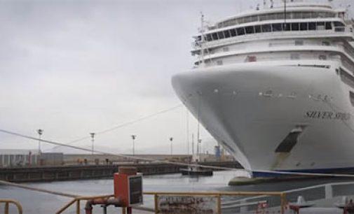 Fincantieri alarga el crucero Silver Spirit