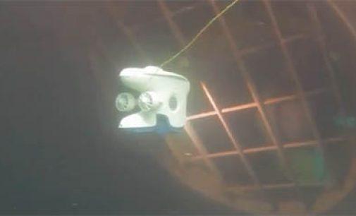 Vídeos del dron submarino Blueye Pioneer