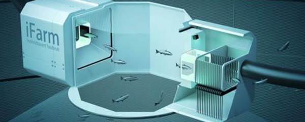 acuicultura iFarm de Cermaq
