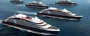 Dos cruceros de expedición más para Ponant