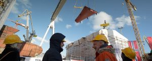 Comienza la construcción del crucero de exploración polar National Geographic Endurance