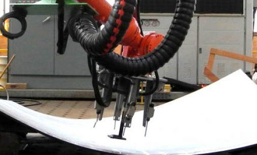 Los nuevos robots de HHI para la construcción naval