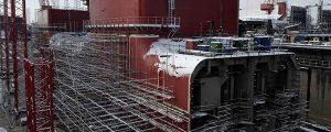 OOS Serooskerke, semisumergible heavylift en construcción