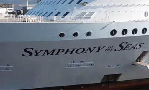 Vídeo: El interior del Symphony of the Seas