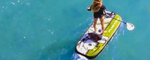 Tablas de surf eléctricas: made in Spain