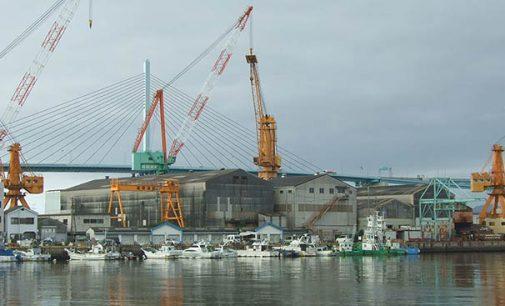 Los astilleros japoneses toman posiciones para competir con sus homólogos chinos