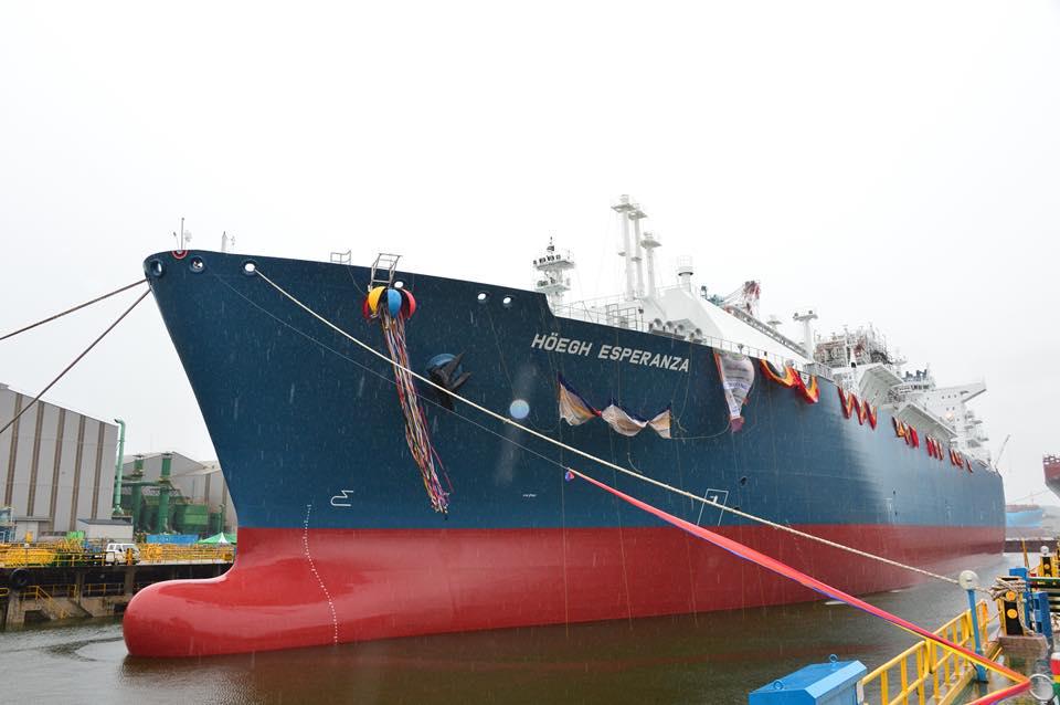 Imagen de © Höegh LNG Holdings