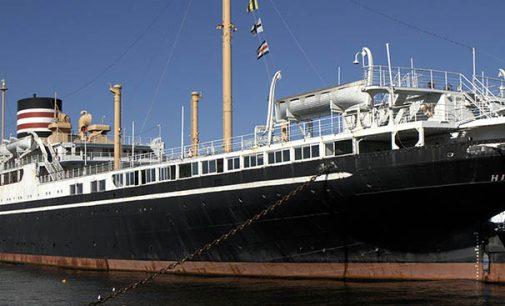 El buque museo Hikawa Maru cumple 88 años