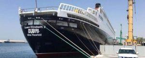 El mítico Queen Elizabeth 2 reabre sus puertas como hotel flotante en Dubai