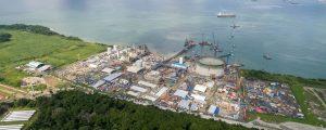 La terminal GNL Costa Norte recibe su primera carga de GNL