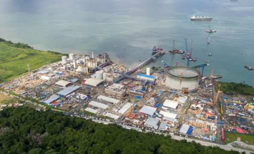 La nueva terminal de bunkering de GNL en Panamá