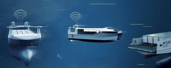 Noruega lanza la primera empresa del transporte marítimo autónomo