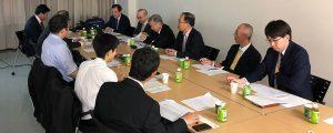 España y Japón juntos en la defensa de pesquerías sostenibles de tiburón