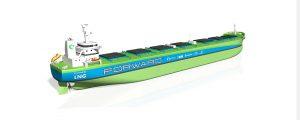 Los buques del Project Forward se construirán en el astillero chino JYS