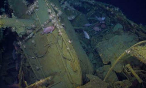 Vídeo: El submarino australiano hundido hace 103 años