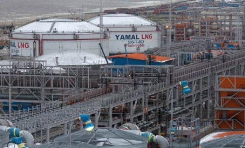 Yamal LNG exporta más de 1Mt durante el primer trimeste de 2018