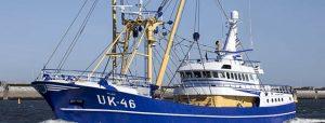 Nuevo arrastrero para el mar del Norte de Damen