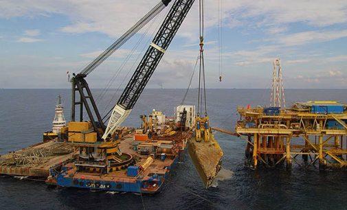 ¿Cuánto cuesta el abandono y desmantelamiento de campos offshore?