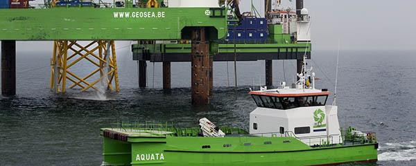 buque transporte tripulación damen