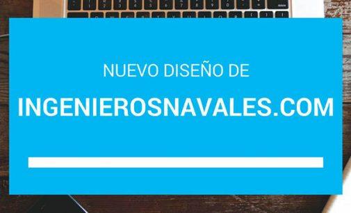 Visita el nuevo diseño de ingenierosnavales.com
