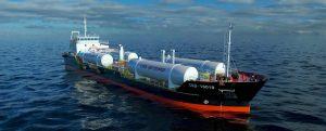 Amadrinan al Bunker Breeze, el nuevo buque de Suardíaz