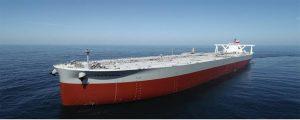 VLCC Tedorigawa el nuevo buque de K Line