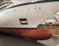 Entrega del buque de crucero Viking Orion