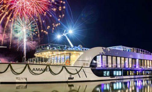 Bautizo del crucero fluvial AmaLea