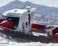Esta es la nueva embarcación de los bomberos buceadores de Alicante