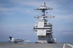 portaaviones USS Gerald R. Ford