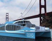 Construirán el primer ferry de hidrógeno de EE.UU.