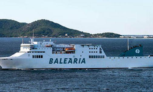 Baleària adaptará 5 ferries a propulsión LNG