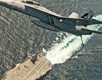 El portaaviones USS Gerald R. Ford finaliza las pruebas