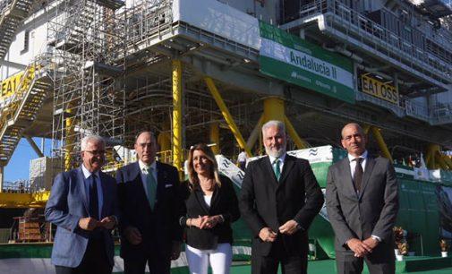 Navantia entrega a Iberdrola la subestación Andalucía II