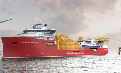 Ulstein Verft construirá el próximo buque cablero de Nexans