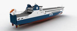 La danesa DFDS encarga su sexto nuevo ro-ro
