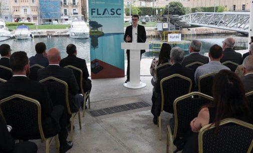 FLASC: dispositivo offshore de almacenamiento de energía