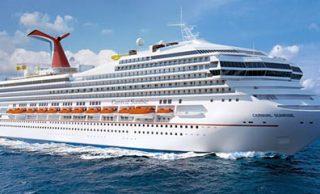 El crucero Carnival Sunrise se transformará en España