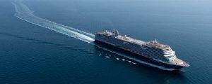 El crucero Nieuw Statendam finaliza las pruebas de mar