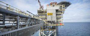 Destino: la plataforma offshore Cygnus Alpha