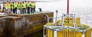 Puesta en marcha del primer laboratorio flotante de Europa