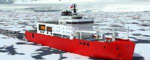 Damen suministrará el sistema de gobierno del nuevo buque de la Armada chilena