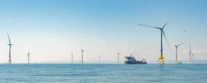 Centro escocés para la innovación de eólica offshore
