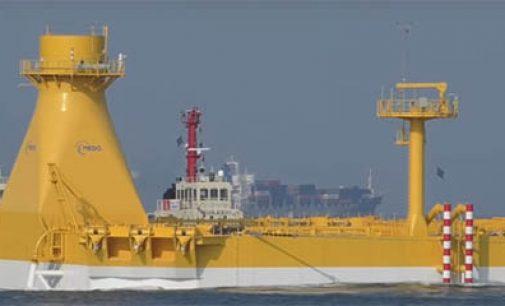 La nueva generación de eólica flotante en Japón