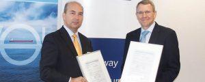 SENER recibe el AiP de DNV GL para el diseño de dos buques de suministro de gas