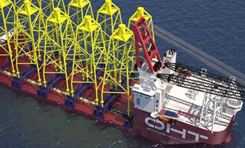 Kongsberg entregará un buque heavylift de 48.000 tpm