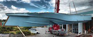 El diseño que batirá el récord mundial transatlántico